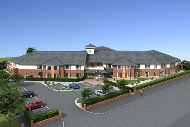 barrow care home design site